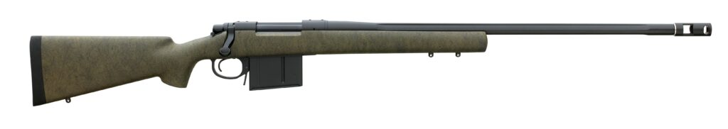 Remington Custom 700 Chambered in Hornady