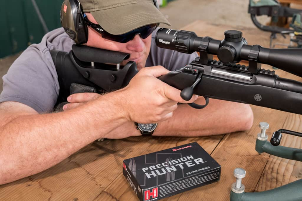 SAUER S100 Bolt-Action Rifles in 6 5 PRC