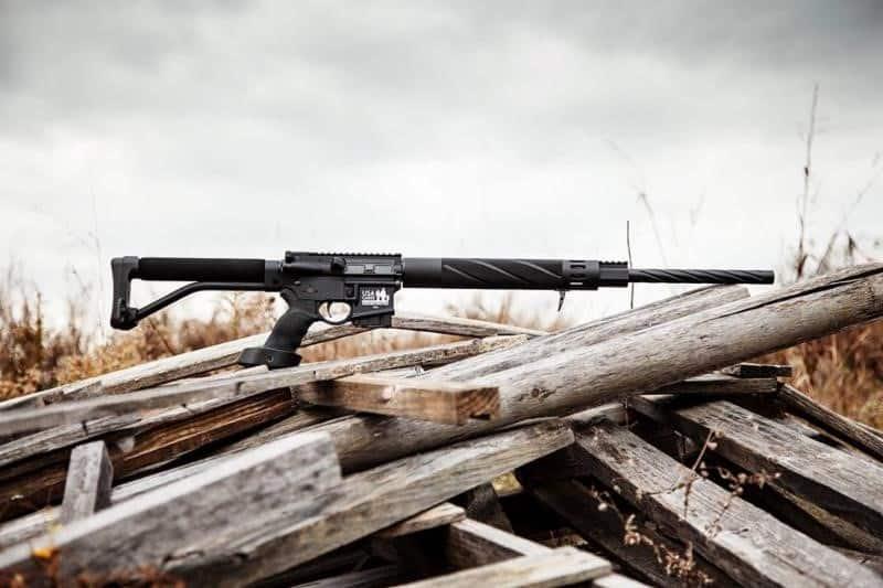 DoubleStar Midnight Dragon Rifle
