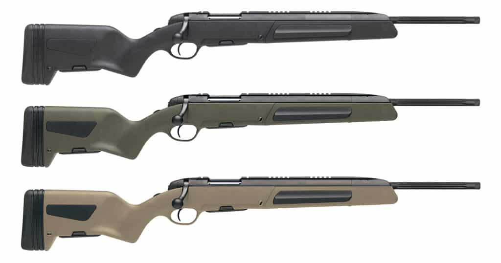 Steyr Scout Rifle in 65 Creedmoor