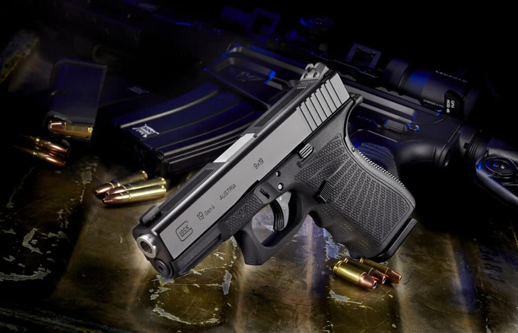 Wilson Combat Paul Howe Package for GLOCK Pistols - Paul Howe Glock19