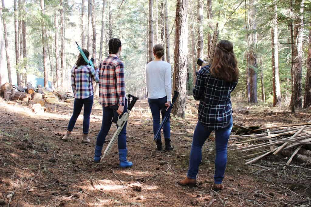 LV Seven Rifle Line for Women