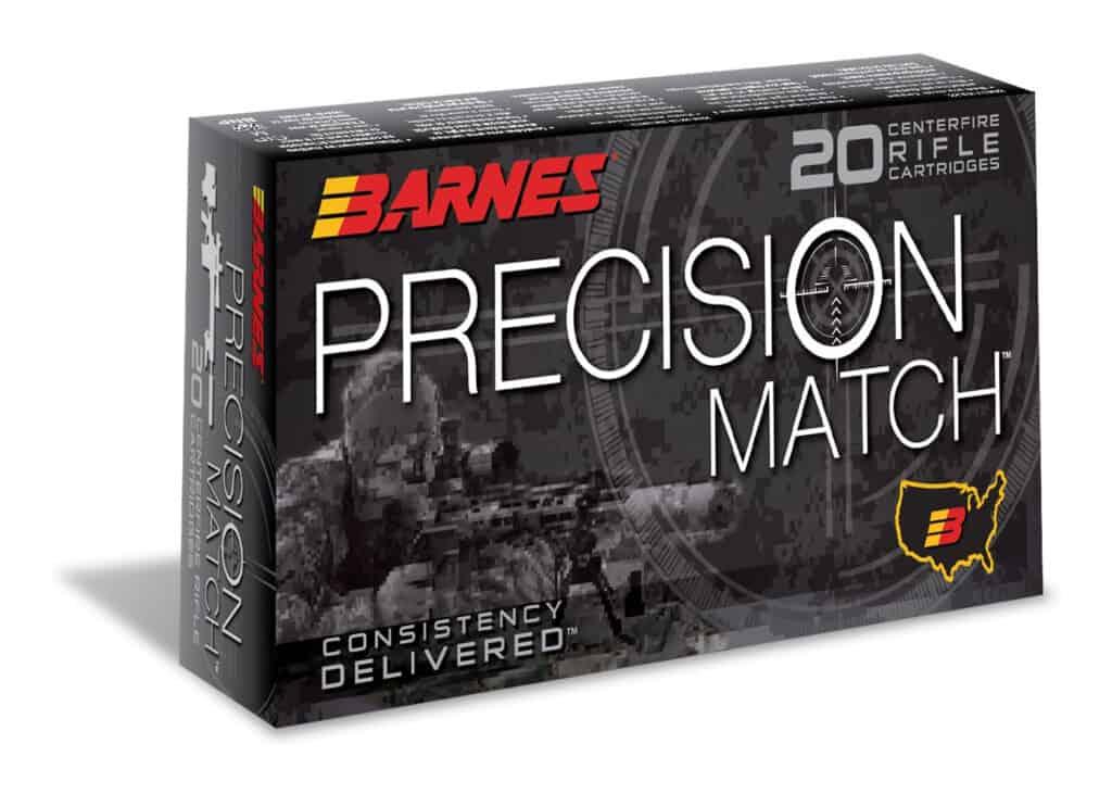 Barnes Precision Match