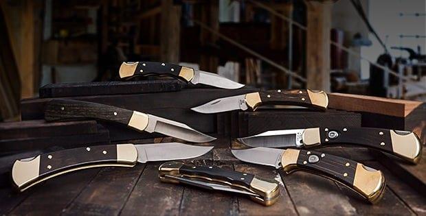 Buck Knives and Taylor Guitars