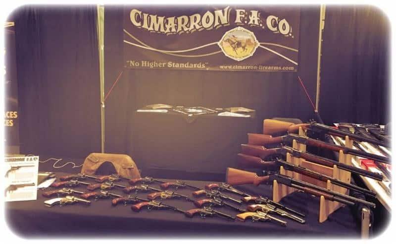 Cimarron SHOT Show