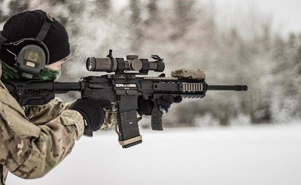 FAB Defense SHOT Show