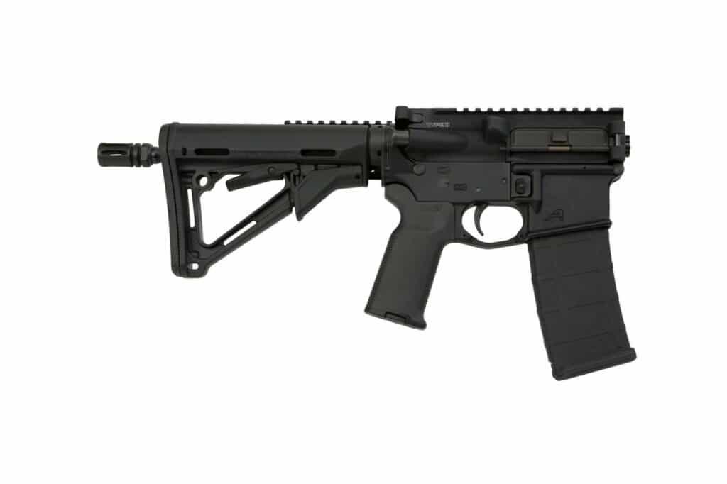 FoldAR Rifle 16 223 Wylde