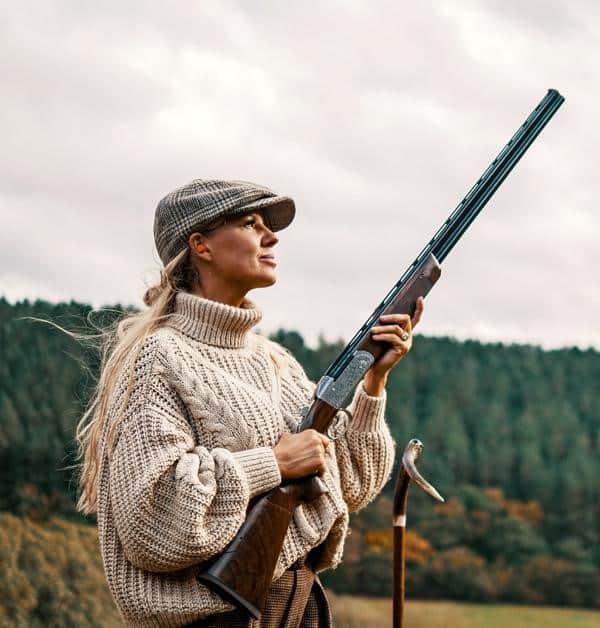 Krieghoff New Shotgun
