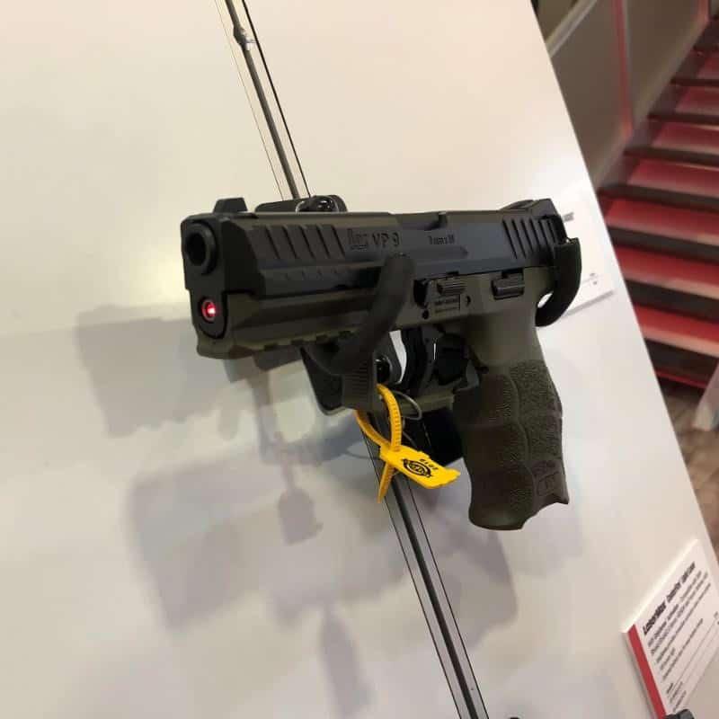 LaserMax Guide Rod Laser for H&K VP9
