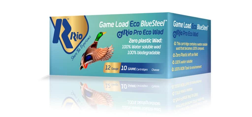 RIO Ammunition ECO BlueSteel