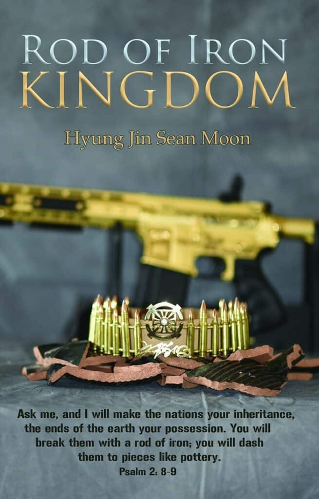 Rod of the Iron Kingdom by Sean Moon