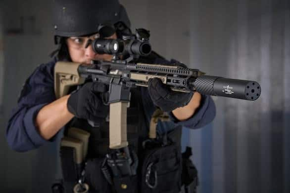 Silent Legion SHOT Show