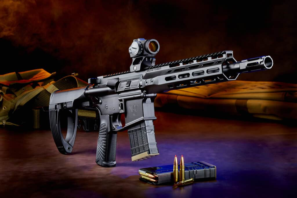 Wilson Combat Protector AR Pistol