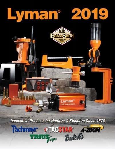2019 Lyman Catalog