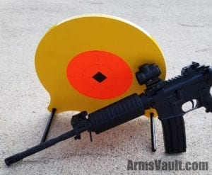 Birchwood Casey Mule Kick AR500 Steel Target