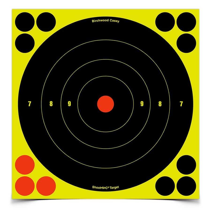 Birchwood Casey Shoot-N-C Bulls-Eye Target