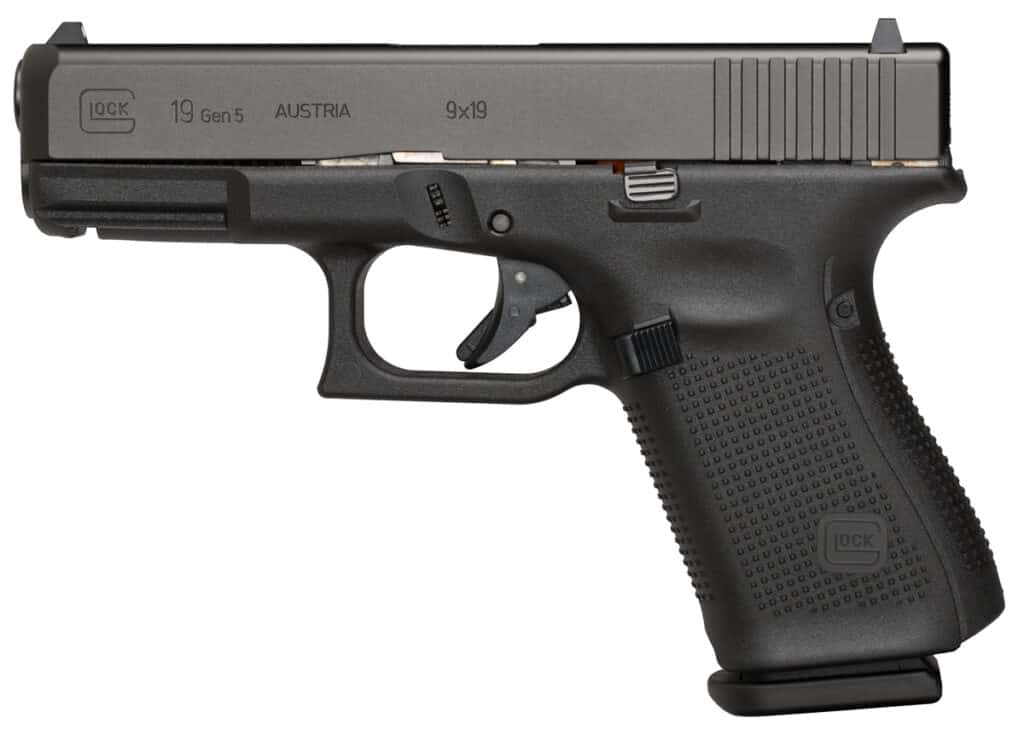 Glock 19 Gen5 Self-Loading Pistol