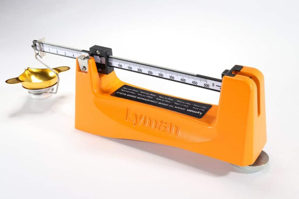 Lyman Brass Smith 500 Metal Reloading Scale
