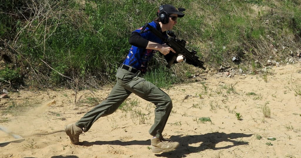Marius Kazanskis - Lithuanias Top Rifle Shooter