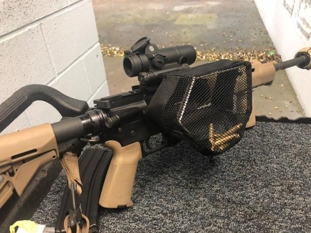 SME Brass Catcher for AR Style Rifles