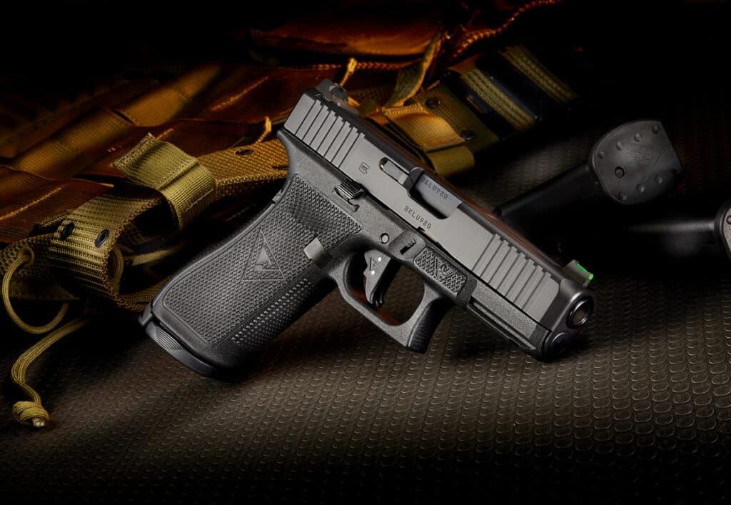 Wilson Combat Vickers Elite Package for Glock 45 Pistol