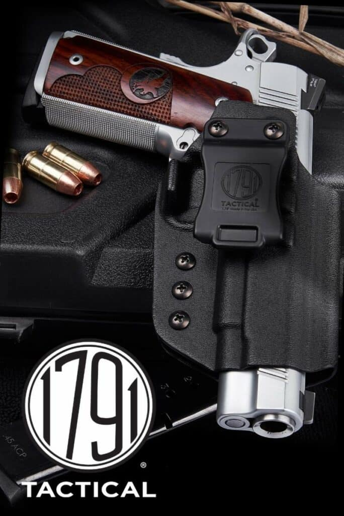 1791 Tactical IWB Kydex Holsters