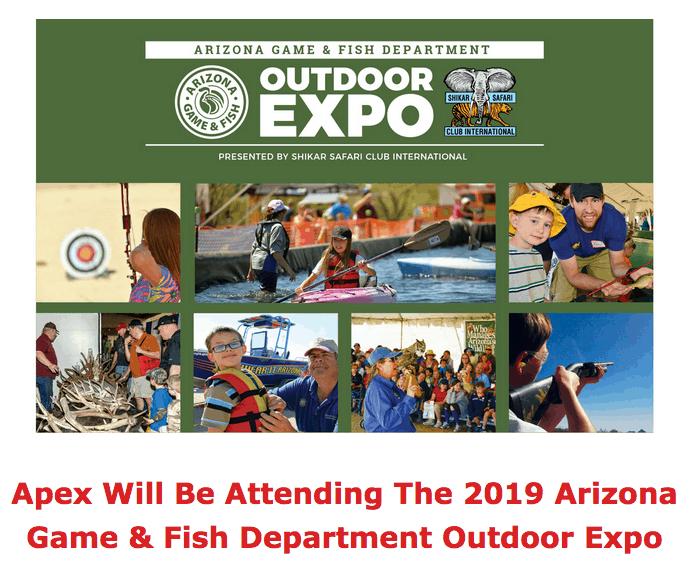 Arizona Game & FIsh Department Outdoor Expo