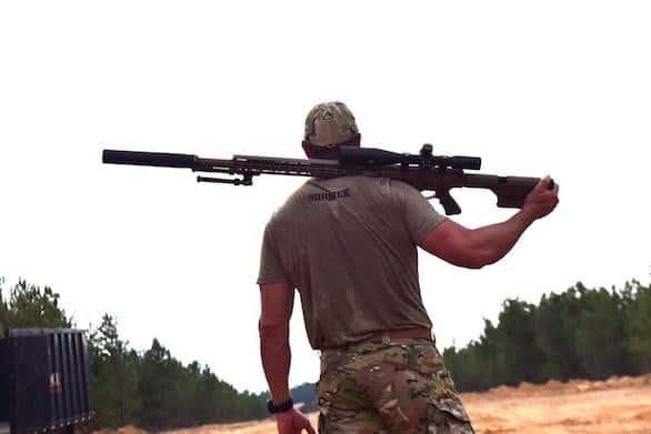 Ballistic Mammoth Shooting Challenge