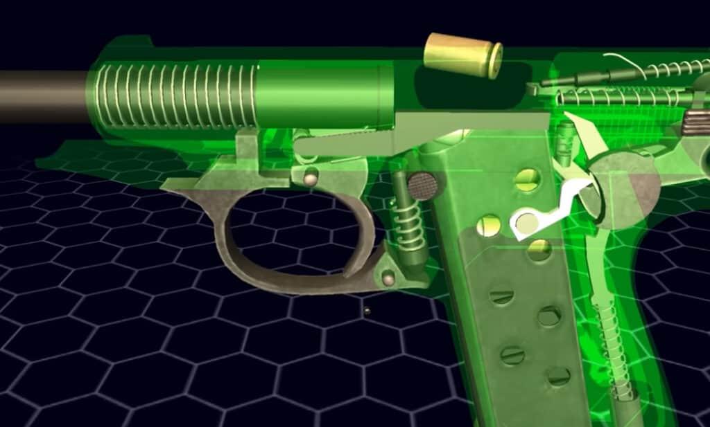 Blowback System - Firearms