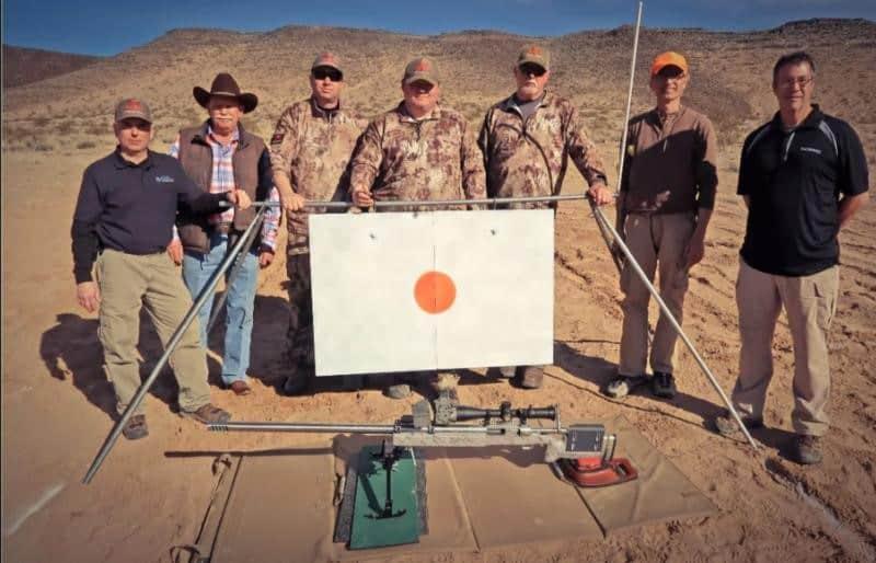 CrossTac Paul Phillips 6000 Yard Target