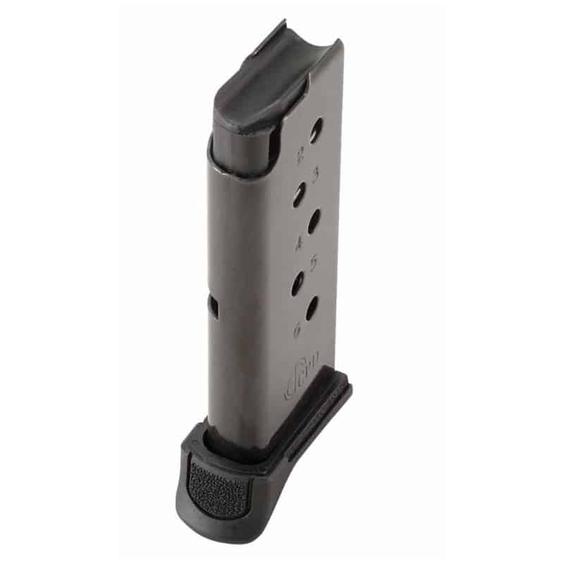 DURAMAG Magazines for Ruger LCP and LCP II