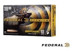 Federal Hybrid Hunter Ammunition