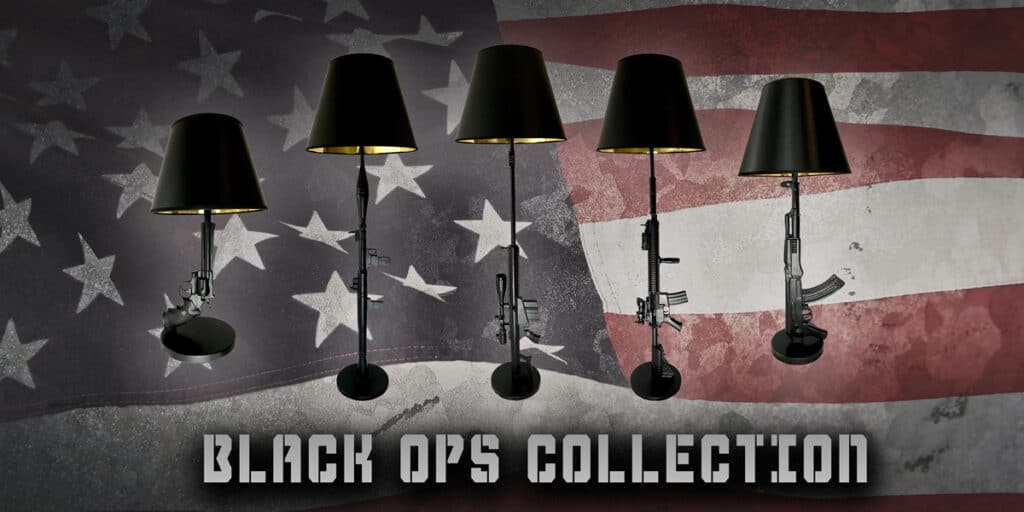 GunLamps - Black Ops Collection