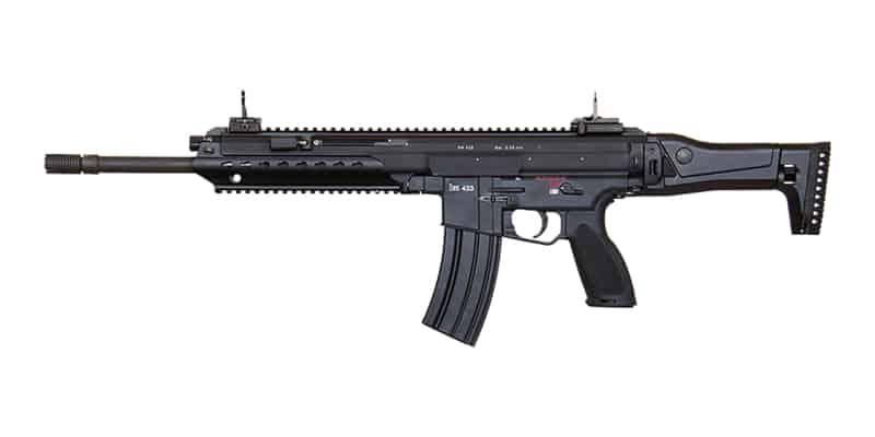 HK433 Assault Rifle