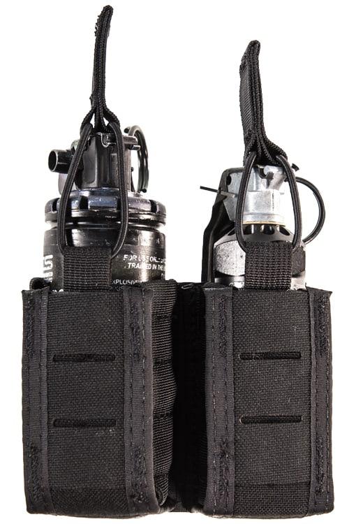 HSGI Double Smoke Grenade TACO