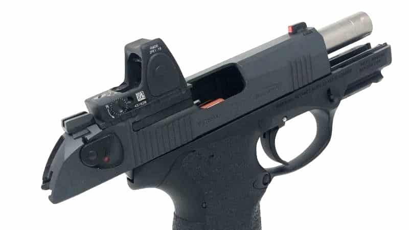 Langdon Tactical Red Dot PX4 Solution