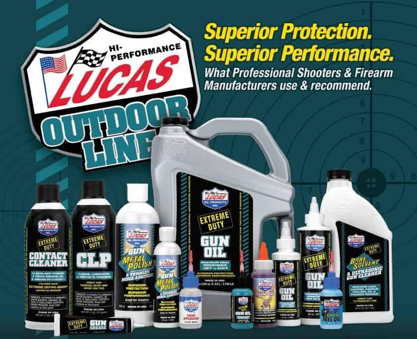 Lucas Oil Outdoor Line