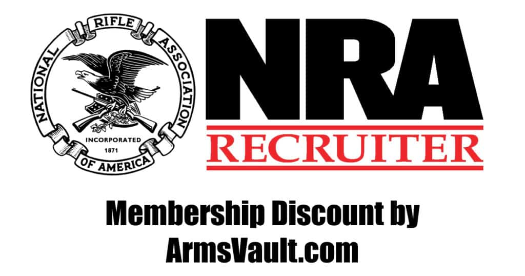 NRA Membership Discount by ArmsVault