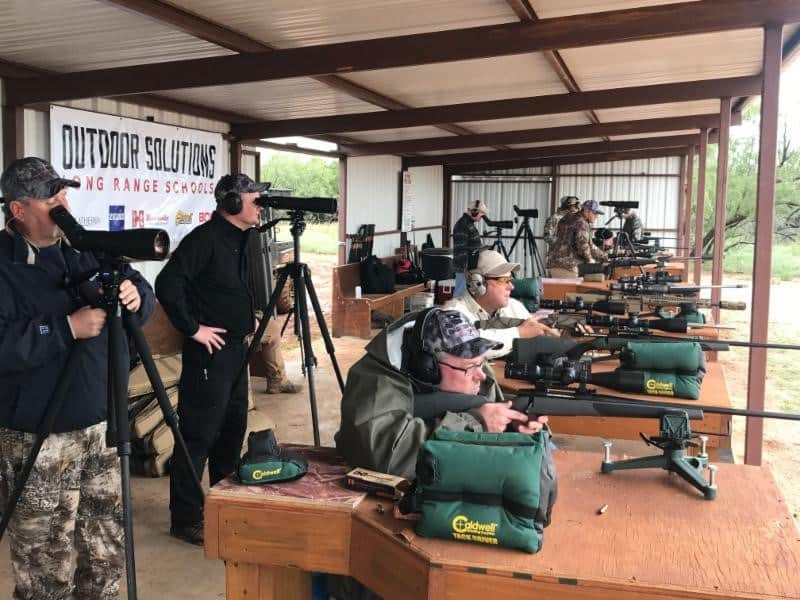 Outdoor Solutions Long Range Shooting Schools