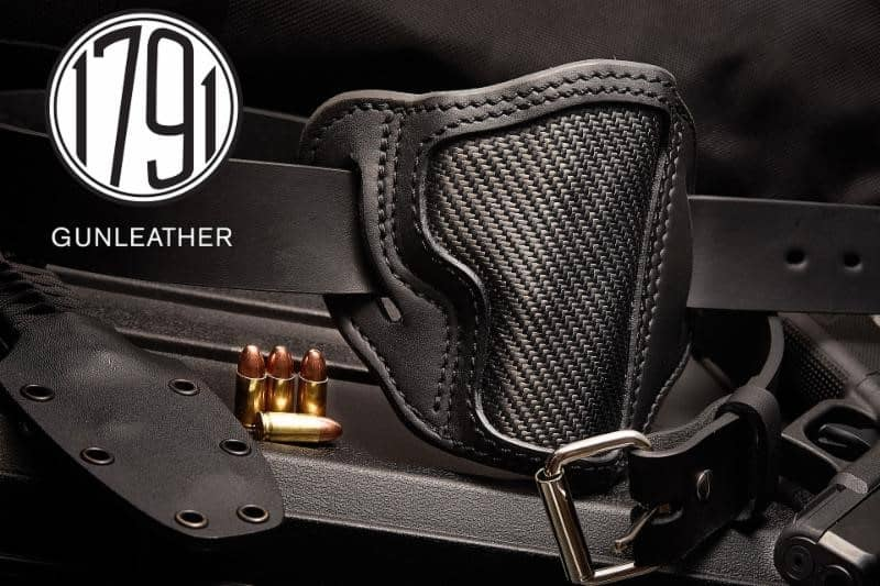 Project Stealth Carbon Fiber OWB, Multi-Fit Belt Holsters
