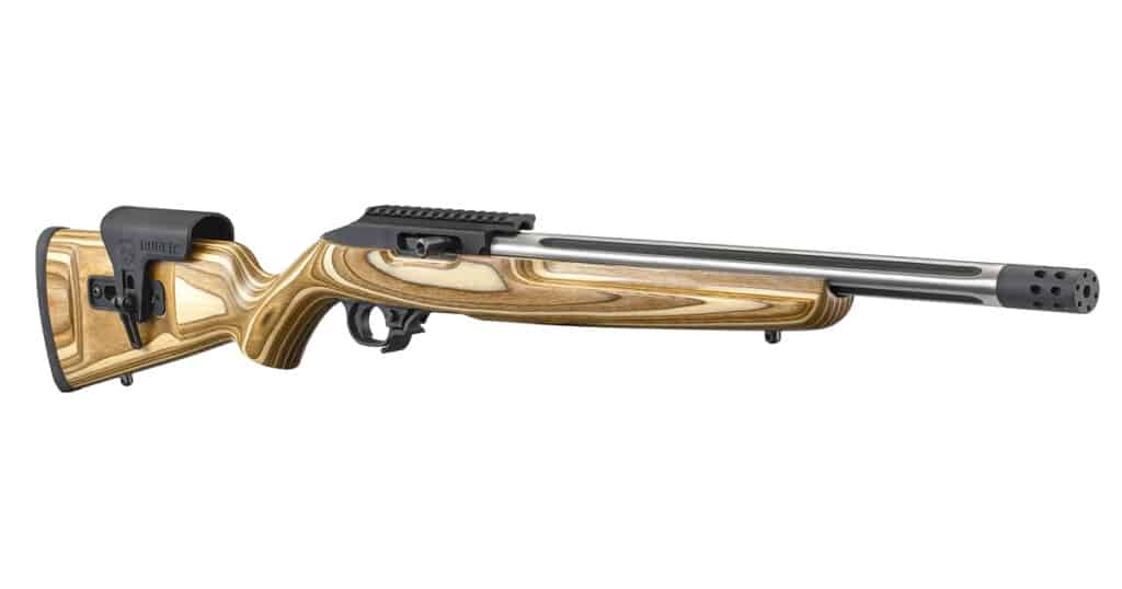 Ruger Custom Shop 10-22 Competition Rifle