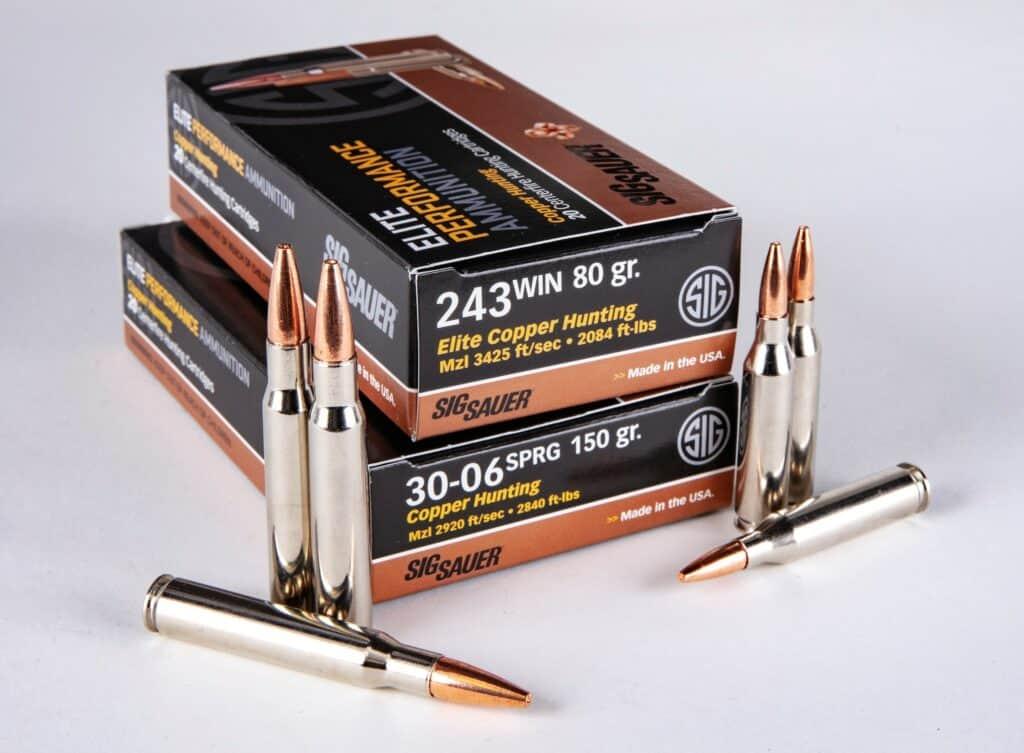 SIG SAUER Elite Hunting Ammunition