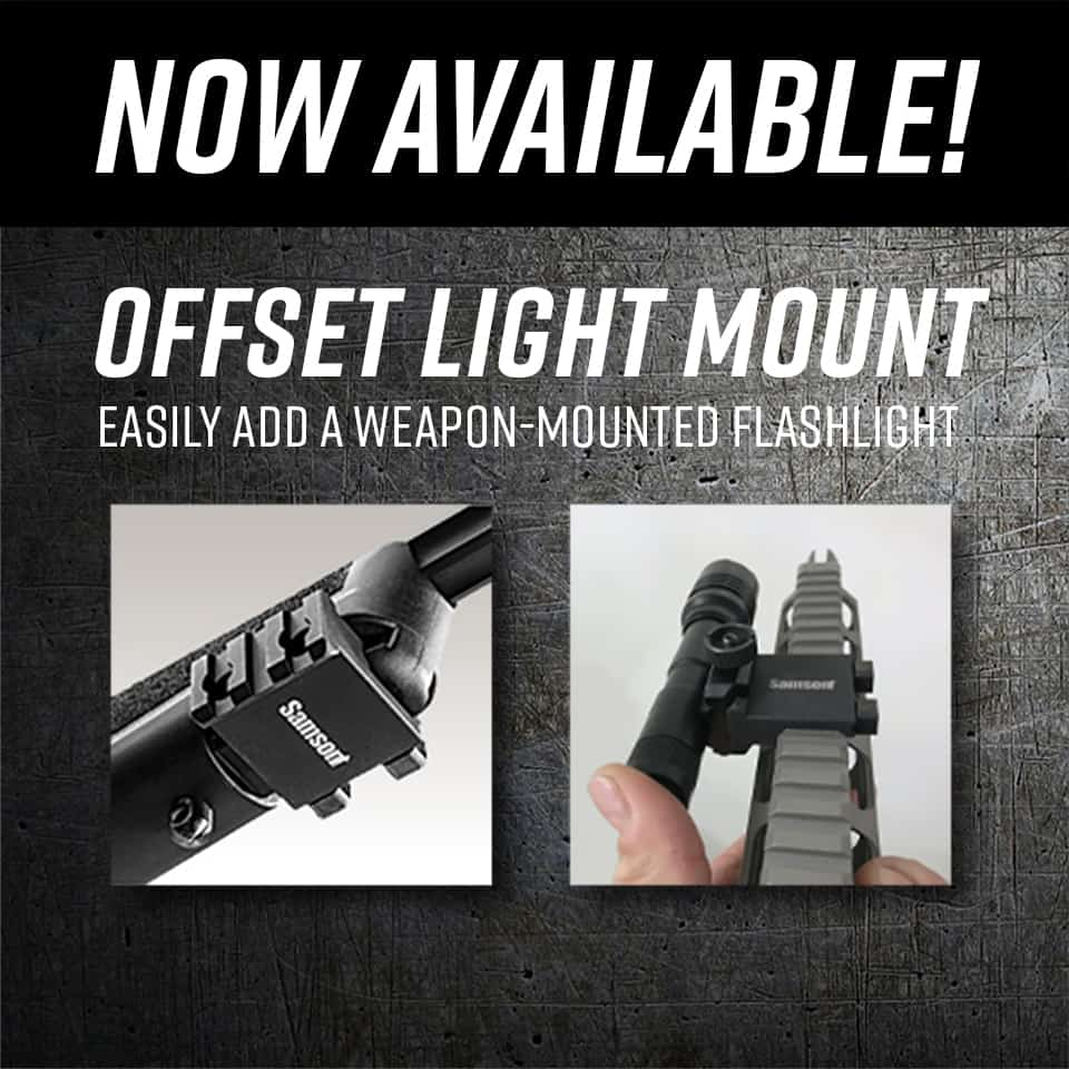 Samson Offset Light Mount OLM
