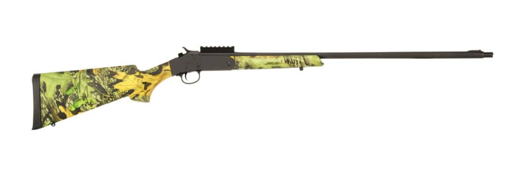 Stevens 301 Shotgun in Obsession Camo