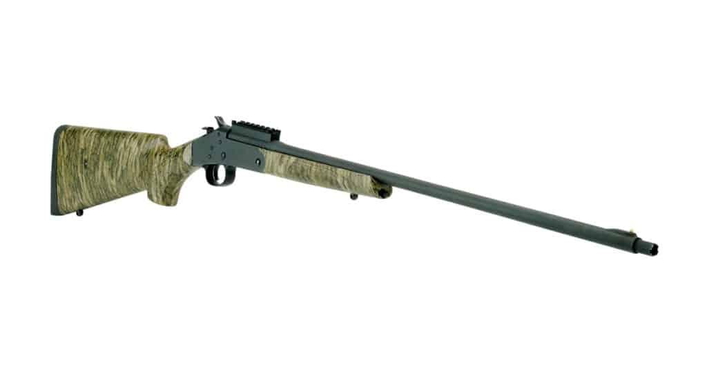 Stevens 301 Shotgun in Mossy Oak Bottomland Camo