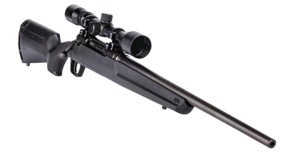 Savage AXIS XP Compact Rifle with Factory-Mounted Optic - 57267