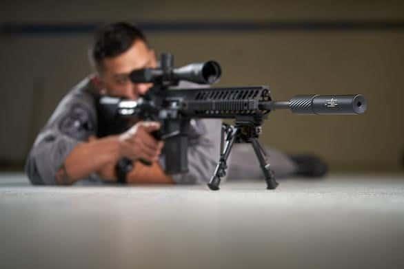 Silent Legion 30 Caliber Suppressor