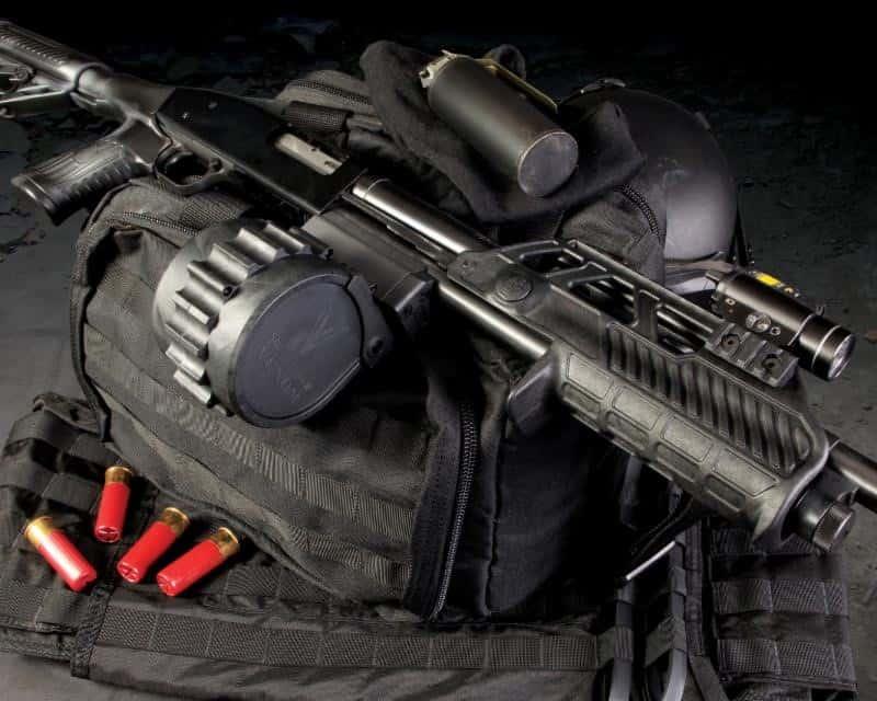 Adaptive Tactical SideWinder Venom