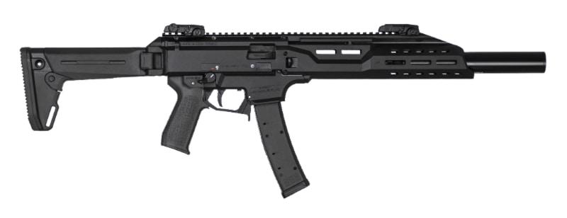 CZ Scorpion EVO 3 S1 Carbine with Faux Suppressor Magpul Edition