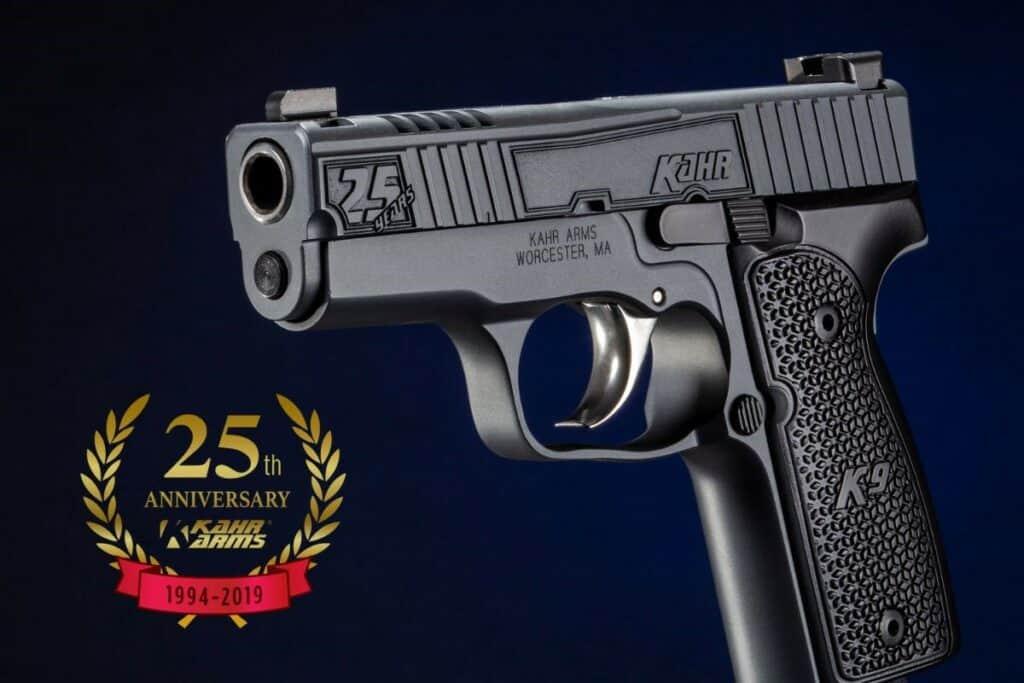 Kahr Arms Pistol - 25th Anniversary
